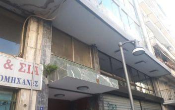 Αγοράκι τριών ετών έπεσε από μπαλκόνι τρίτου ορόφου στο κέντρο της Θεσσαλονίκης