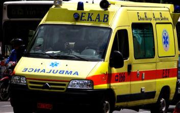 Λάρισα: Βουτιά θανάτου για 50χρονη από όροφο πολυκατοικίας