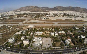 Με δαπάνες της Lamda Development οι εργασίες κατεδάφισης στο Ελληνικό