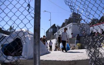 Συνεχίζονται οι μεταναστευτικές ροές στη Μυτιλήνη