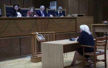Δίκη Χρυσής Αυγής: Πολιτική δίωξη καταγγέλλει η Ελένη Ζαρούλια
