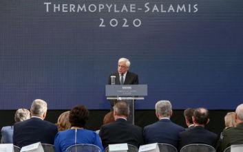 Προκόπης Παυλόπουλος: Η Ελλάδα παραμένει ένα είδος «ακραίου ορίου» της Δύσης προς την Ανατολή