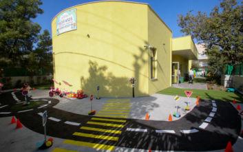 Εγκαινιάστηκε ο νέος πρότυπος παιδικός σταθμός-νηπιαγωγείο της Ιεράς Μητροπόλεως Ν. Ιωνίας και Φιλαδελφείας