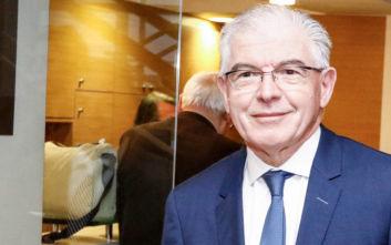 Υπόθεση Novartis: Κατέθεσε στον Άρειο Πάγο ο Ανδρέας Λυκουρέντζος