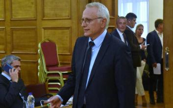 Ραγκούσης για τα γεγονότα στη Λέσβο: Πρόκειται για το επιτελικό παρακράτος του Κυριάκου Μητσοτάκη