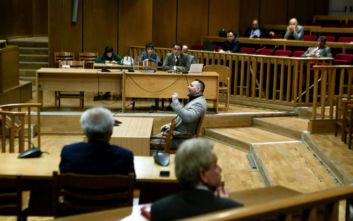 Λαγός στη δίκη της Χρυσής Αυγής: Είμαι Έλληνας εθνικιστής πατριώτης και δεν με φοβίζουν οι διώξεις