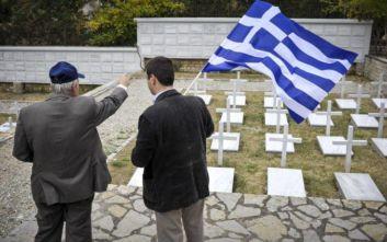 Τελετή μνήμης σε Κλεισούρα και Βουλιαράτες προς τιμή των Ελλήνων πεσόντων στον Ελληνο-ιταλικό πόλεμο