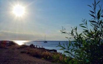 Γενικά αίθριος ο καιρός την Κυριακή με ισχυρούς ανέμους στο Αιγαίο