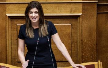 Οι selfies της Κατερίνας Νοτοπούλου στη Βουλή