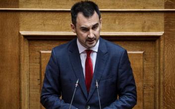 Χαρίτσης: Ο κ. Μητσοτάκης έχει εξελιχθεί στον καλύτερο διαφημιστή του ΣΥΡΙΖΑ στο εξωτερικό