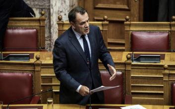 Παναγιωτόπουλος: Όφελος για τις Ένοπλες Δυνάμεις της Ελλάδας η συνέργεια με τις ΗΠΑ