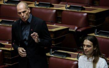 Συνεργάτες Βαρουφάκη: Ήταν συμβολική η πρόταση υποψηφιότητας της Μάγδας Φύσσα για Πρόεδρο της Δημοκρατίας