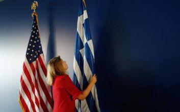 Ξεκινά ο δεύτερος γύρος του Στρατηγικού Διαλόγου Ελλάδας-ΗΠΑ