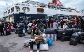 Στον Πειραιά σήμερα ακόμα 59 μετανάστες και πρόσφυγες