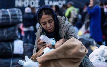 Έφτασαν 1.908 πρόσφυγες και μετανάστες στα νησιά του Β. Αιγαίου σε μία εβδομάδα