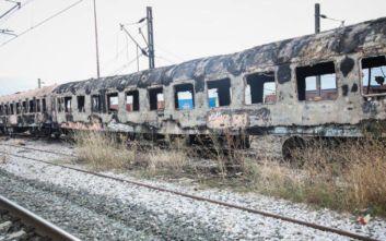 Αποκαταστάθηκε η βλάβη στην ηλεκτροδότηση σιδηροδρομικών γραμμών