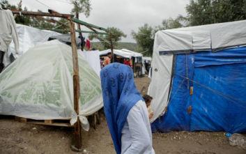 Συγκέντρωση διαμαρτυρίας στη Λέρο για το μεταναστευτικό