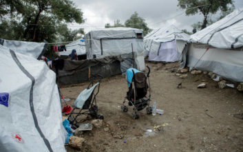 Τις 14.000 πλησιάζουν οι πρόσφυγες και μετανάστες στη Μόρια, 1.060 ανήλικα ασυνόδευτα παιδιά
