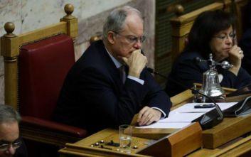 Αναβολή στη συνεδρίαση της Προανακριτικής Επιτροπής