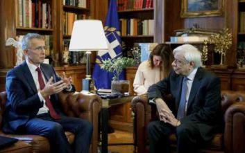 Παυλόπουλος: Αυθαίρετη, αντίθετη προς το διεθνές δίκαιο και επικίνδυνη η επέμβαση της Τουρκίας στη Συρία