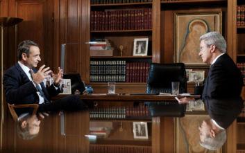 Κυριάκος Μητσοτάκης: Οι εκλογές, η σχέση με τους γονείς του, η Μαρέβα και ο Αλέξης Τσίπρας