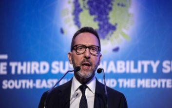 Στουρνάρας: Αναγκαία συνθήκη για την προάσπιση του φυσικού κεφαλαίου μία οικονομία χαμηλών εκπομπών άνθρακα