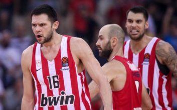Euroleague: Για το δύσκολο κόντρα στην ΤΣΣΚΑ ο Ολυμπιακός