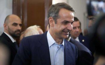 Από παλάτι σε παλάτι θα βρίσκεται ο πρωθυπουργός Κυριάκος Μητσοτάκης