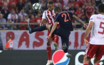 Ολυμπιακός-Μπάγερν Μονάχου: 1-0 με τον Ελ Αράμπι οι Πειραιώτες