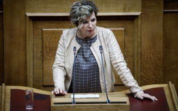 Γεροβασίλη: «Ουδέποτε ο ΣΥΡΙΖΑ έχει ζητήσει ανταλλάγματα για συναίνεση στα εθνικά ζητήματα»