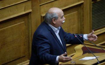 Βούτσης: Απαράδεκτη η στάση της ΝΔ στην εκλογή Προέδρου της Δημοκρατίας
