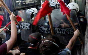 Τα επεισόδια στο φοιτητικό συλλαλητήριο πήραν διεθνή διάσταση