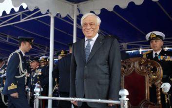 Παυλόπουλος: Η αυθαιρεσία της Τουρκίας δεν θα περάσει