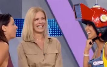 Η σόκιν ατάκα παίκτριας του Ρουκ Ζουκ που γκρέμισε το πλατό από τα γέλια