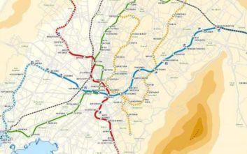 ΣτΕ: «Πράσινο» φως για τη γραμμή 4 του Μετρό που θα συνδέει Γαλάτσι και Γουδή
