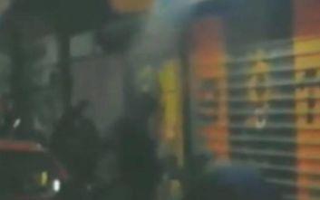 Βίντεο από την επίθεση σε σύνδεσμο οπαδών της ΑΕΚ στην Αλεξανδρούπολη
