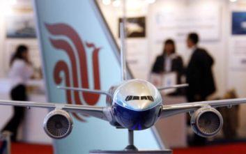 Air China: Διατηρούνται και τον χειμώνα οι τρεις εβδομαδιαίες πτήσεις Αθήνα-Πεκίνο