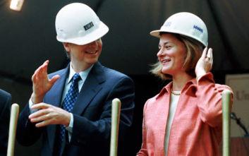 H επιχειρηματική ιδέα της συζύγου του Μπιλ Γκέιτς που απέτυχε με κρότο