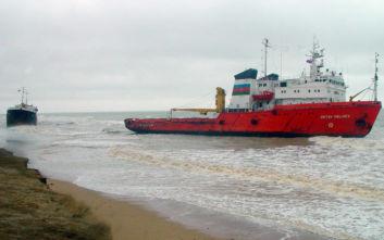 Έκρηξη σε κρατικό πλοίο του Αζερμπαϊτζάν: Ένας νεκρός και 3 τραυματίες