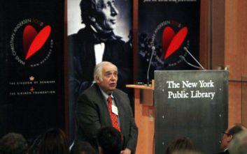Έφυγε από τη ζωή ο θρυλικός κριτικός λογοτεχνίας, Χάρολντ Μπλουμ