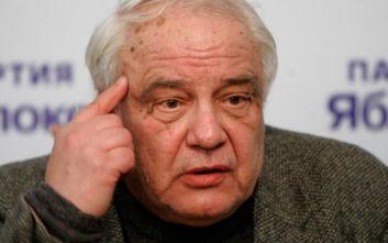 Έφυγε από τη ζωή στα 77 του χρόνια ο Βλαντιμίρ Μπουκόφσκι