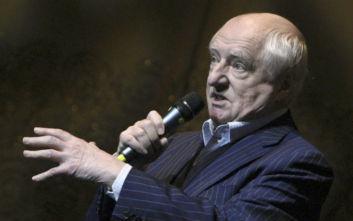 Η Μόσχα αποχαιρέτησε τον «τελευταίο των Μοϊκανών» Μάρκ Ζαχάροφ