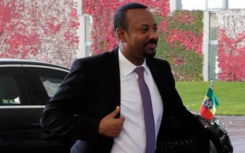 Ο 43χρονος που έγινε πέρσι πρωθυπουργός της Αιθιοπίας και φέτος βραβεύτηκε με Νόμπελ Ειρήνης