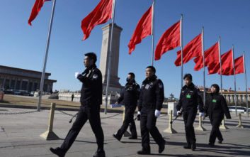Το Πεκίνο επιβεβαίωσε τη σύλληψη δύο Αμερικανών πολιτών