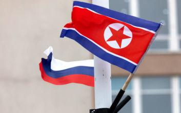 Νέο περιστατικό έντασης μεταξύ Ρωσίας - Βόρειας Κορέας