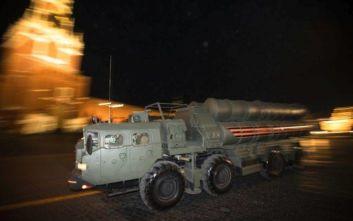 Δοκιμή των S-400 στην επαρχία της Άγκυρας