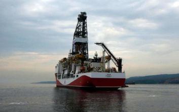 Το τρίτο πλωτό γεωτρύπανο που αγόρασε η Άγκυρα οδεύει προς την Τουρκία