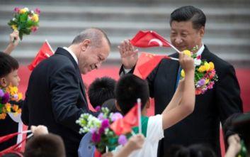 Το Πεκίνο καλεί την Άγκυρα να σταματήσει τη στρατιωτική δράση στη Συρία