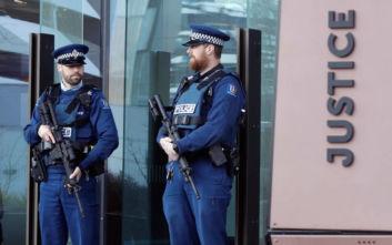 Το μακελειό του Κράιστσερτς στη Νέα Ζηλανδία «εξοπλίζει« την αστυνομία της χώρας