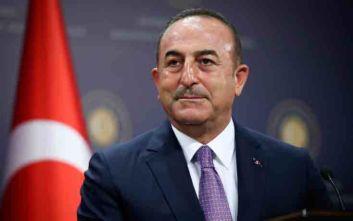 Τσαβούσογλου: Η τουρκική επιχείρηση δεν θα επεκταθεί πέραν των 30 χλμ στη Συρία